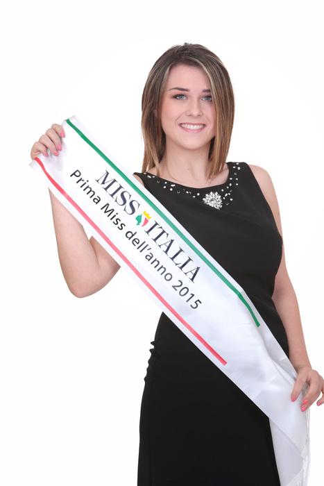 Prima miss 2015 Eleonora Mazzarini